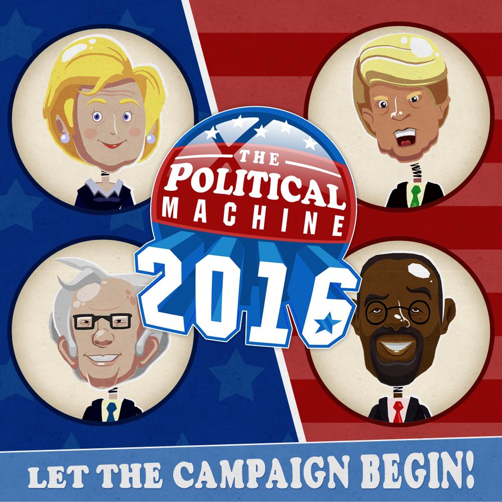 The Political Machine 2016 [Online Game Code] (Political Machine compare prices)