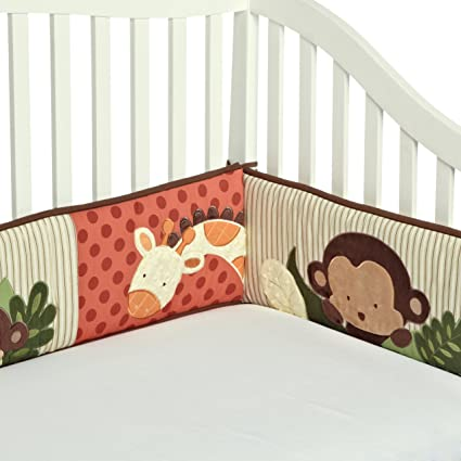 Kidsline Jungle 123 Baby Bedding Collection