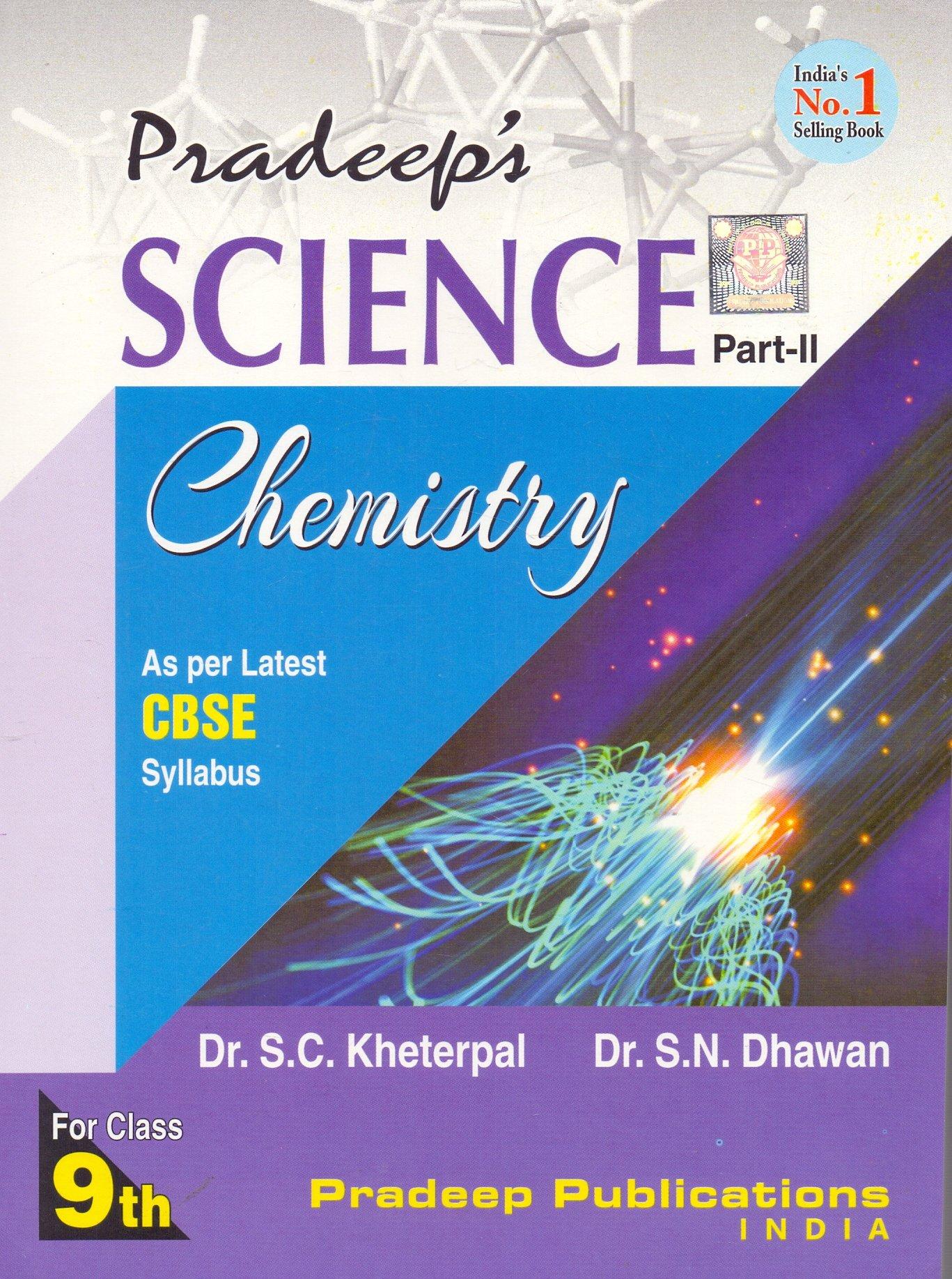 Pradeep s science chemistry class 9 part 2