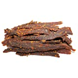 People's Choice Beef Jerky - Old Fashioned - Hot & Spicy - Sugar-Free, Carb-Free, Keto-Friendly - 1 Pound, 1 Bag (Tamaño: 1 Pound Bag)