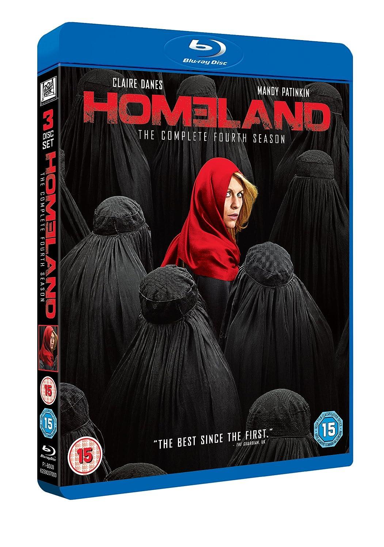 Homeland - Caccia alla spia Stagione 4 (2014) (3- 3) FULL Bluray AVC DTS HD MA DDN