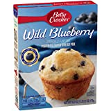 Betty Crocker Muffin & Quick Bread Mix Wild Blueberry 16.9 oz Box