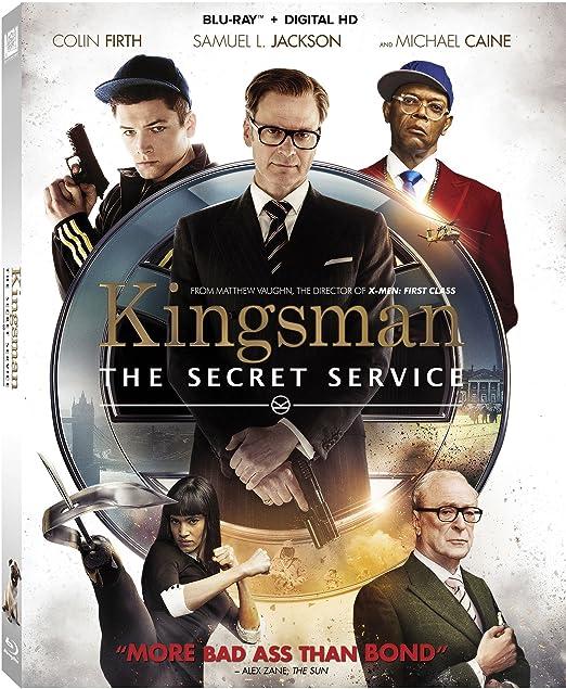 Kingsman: Secret Service [Blu-ray]