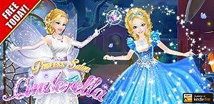 Princess Salon: Cinderella from LiBii