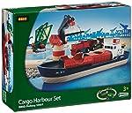 Brio Schylling Brio Cargo Harbor Set