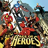 img - for Age of Heroes (2010) (Issues) (4 Book Series) book / textbook / text book