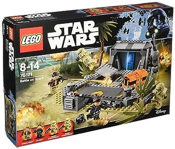 LEGO - 75171 - Star Wars - Jeu de Construction - Combat sur Scarif