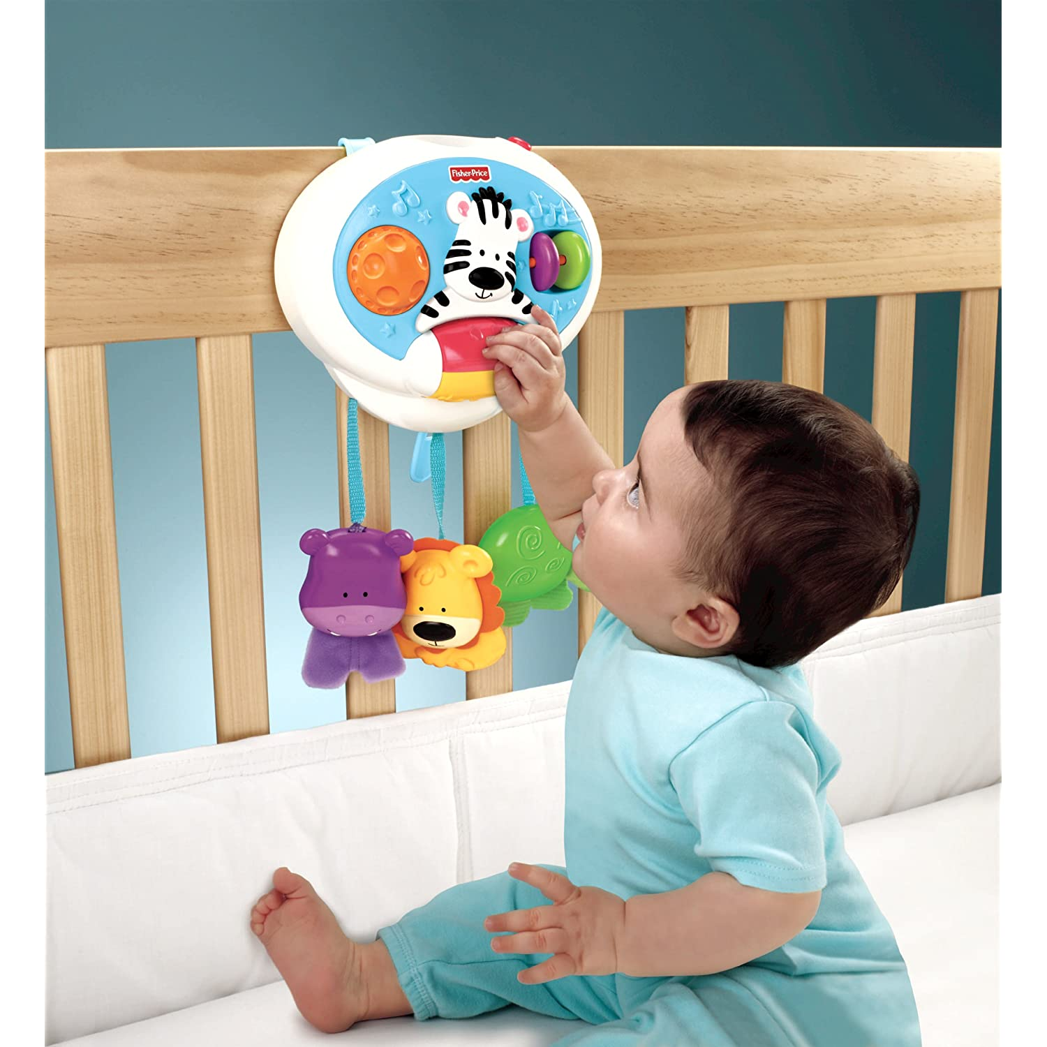 Crib Toys Learning : Babies crib toys