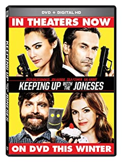 Book Cover: Keeping Up With The Joneses