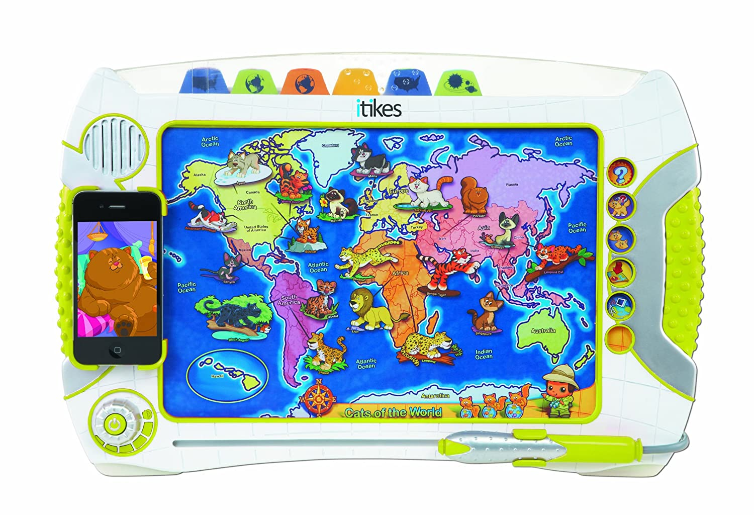 Buy Itikes Map, Multi Color At Rs 5179 From Amazon