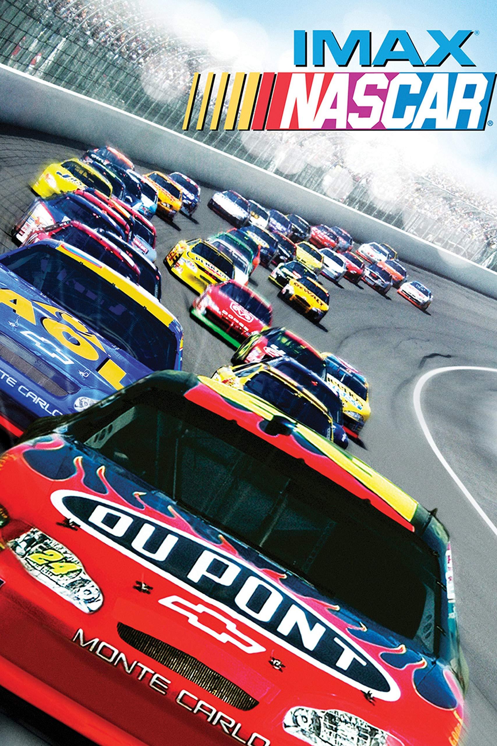 NASCAR: The IMAX Experience on Amazon Prime Video UK