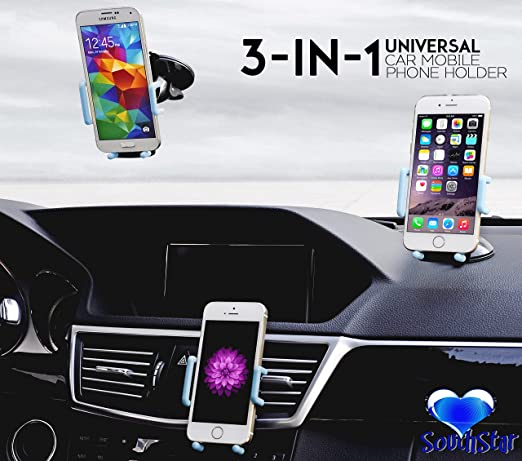 Amazon.com: #1 Southstar Universal Mobile Phone Car Vent Mount ...