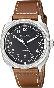Bulova Japanese Quartz Men's Watch