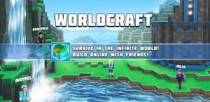 WorldCraft : 3D Build & Craft from Playlabs, LLC