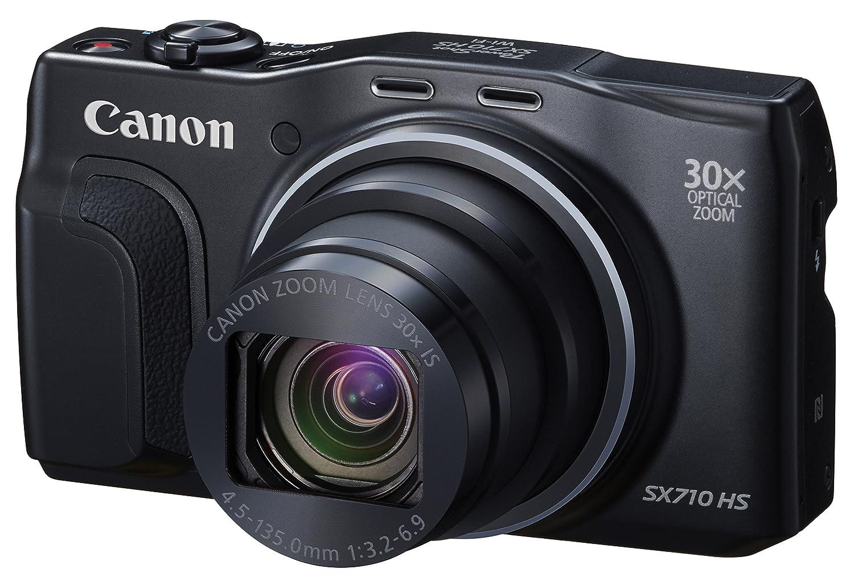 キヤノン PowerShot SX710 HS(ブラック)