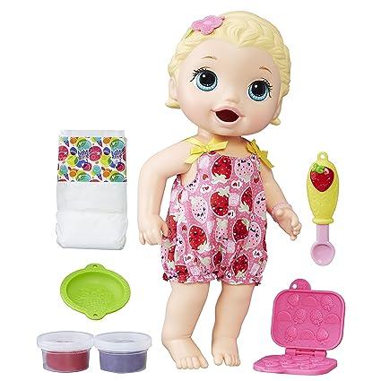 Baby Alive C2697EU40 Lily A Faim, .
