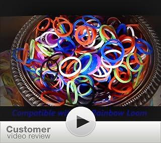 amazoncom daisy loom refill value pack � 1800 latex