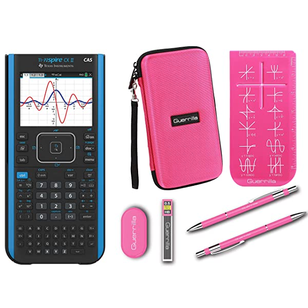 2.23 x 1.16 inches Graphing Calculator TX800 Programmable Professional Grade Scientific Calculator Large Screen Size with 128 x 64 Pixels Resolution for Clear readable Display.