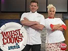 Worst Cooks in America Season 6