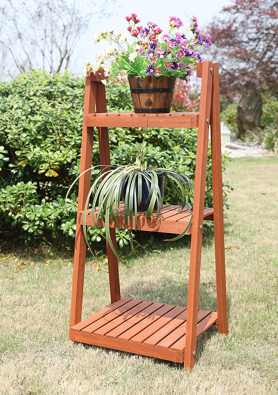 The seasoning products sale tier plant stand decorating