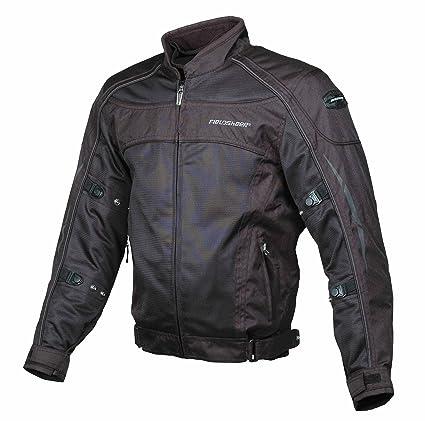 Fieldsheer veste high temp mesh grandes s é :  noir-couleur :  argent - 101