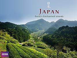 Japan: Earth's Enchanted Islands Season 1
