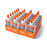 Elmer's Liquid School Glue, Clear, Washable, 5 Ounces, 24 Count - Great for Making Slime (Color: Clear, Tamaño: 24 Count)
