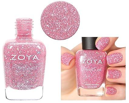 Zoya Arabella Vs Miranda Zoya Nail Polish Magical