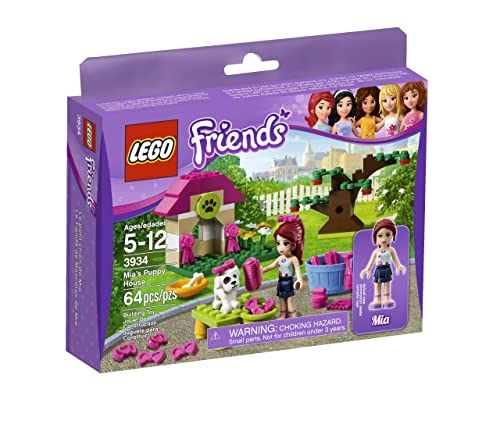 Lego Friends Mia Puppy House 3934