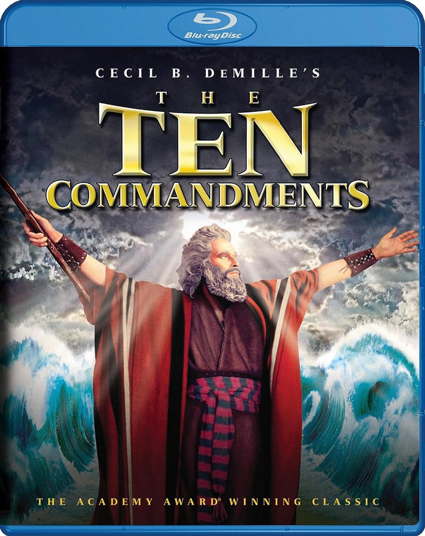 The Ten Commandments (Blu-ray)