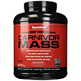 Muscle Meds Carnivor Mass Chocolate Fudge - 5.99 lbs (Tamaño: 5.99 lbs)
