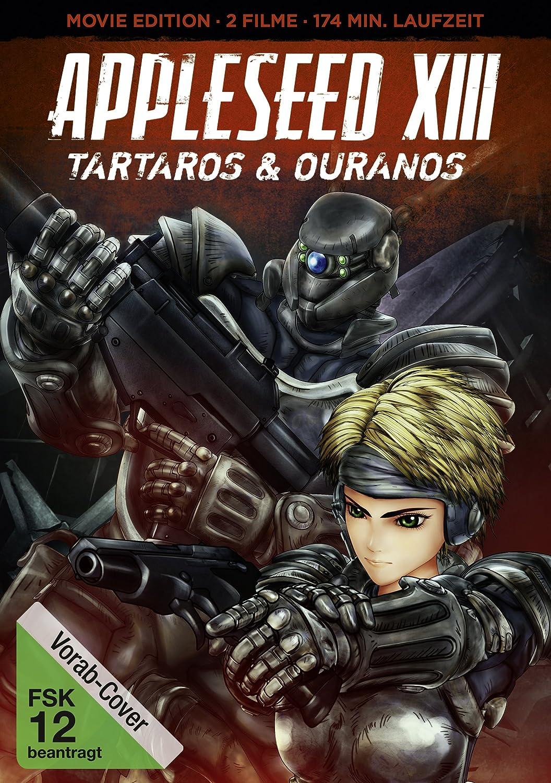 Appleseed XIII - Tartaros/Ouranos, DVD