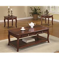 Coaster Home Furnishings 3 Piece Table