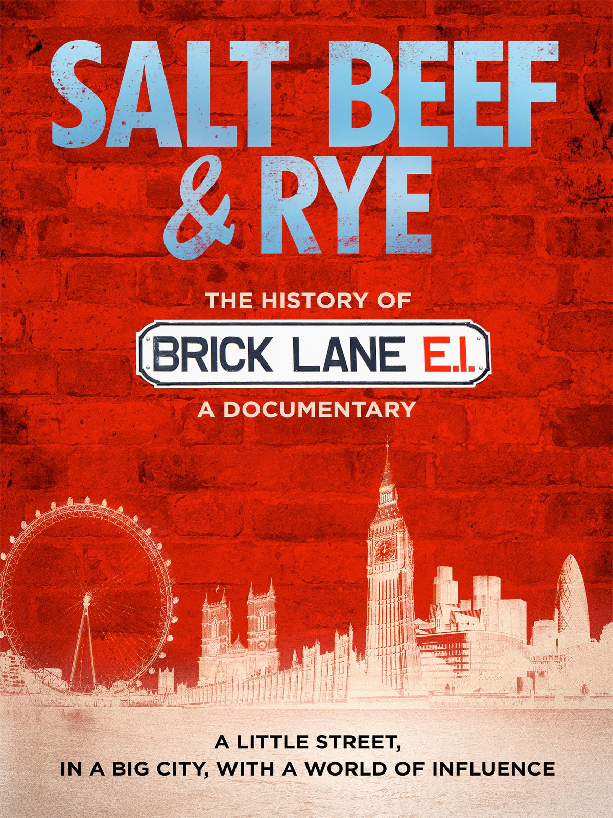 Salt Beef & Rye on Amazon Prime Instant Video UK