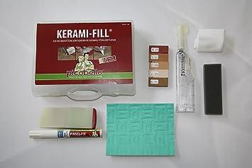 kit de r paration pour fill c ramique fill c ramique et carreaux en pierre en en. Black Bedroom Furniture Sets. Home Design Ideas