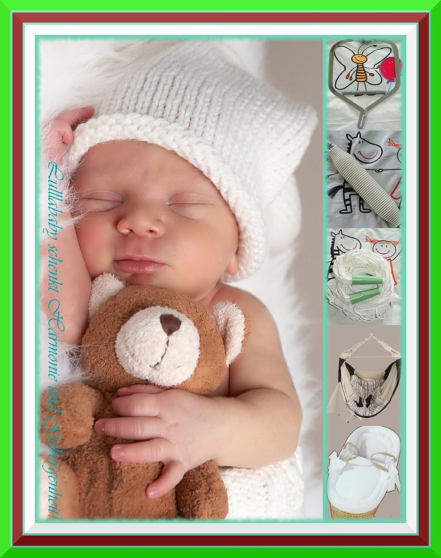 Lulla-BabyMove White | SPAR-SET S-Deluxe | Federwiege mit weisser Feder und weissem Netz. Bestehend aus: Kurzer Sanftschwingfeder -mit integrierter Überdehnsicherung- | naturfarbenem Netz | Spezial-Deckenhaken mit Dübel | Karabiner | Kangoo-Babyhängematte | Türklammer | komplett ausgestatteter Moseskorb kaufen