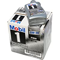 6-Pack Mobil 1 94001 5W-30 Synthetic Motor Oil (1 Quart)