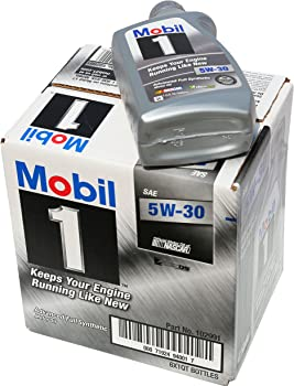 6-Pack Mobil 1 5W-30 Synthetic Motor Oil