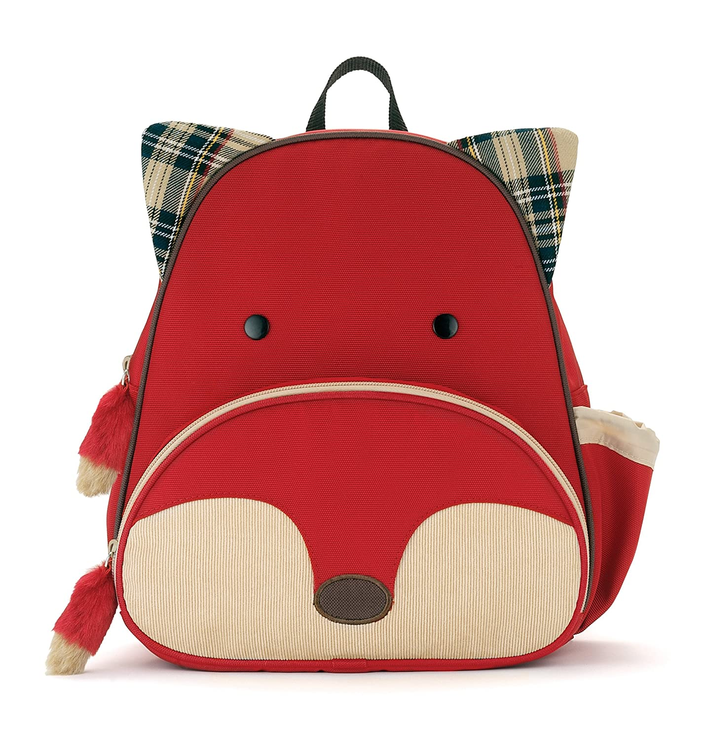Skip Hop Zoo Pack Little Kid Backpack, Fox