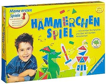 Ravensburger - 21422 - Jeu - Le marteau - Langue : allemand