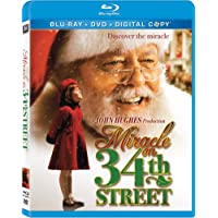 Miracle on 34th Street on Blu-ray