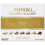 Ferrero Golden Gallery 42 Piece Fine Assorted Confections, 13.7 oz. Box (Tamaño: 42 Piece)