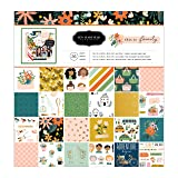 Jen Hadfield 734195 Paper Pad (Color: Paper Pad, Tamaño: 12-x-12-Inch)