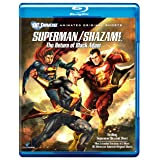Superman/Shazam!: The Return of Black Adam [Blu-ray] (Color: color)