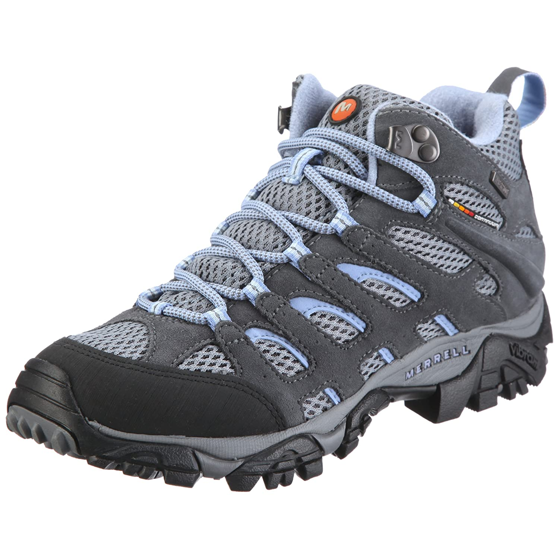 Merrell MOAB MID WATERPROOF J88792 - Zapatillas de senderismo para mujer