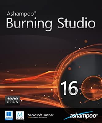 Ashampoo Burning Studio 16 [Download]