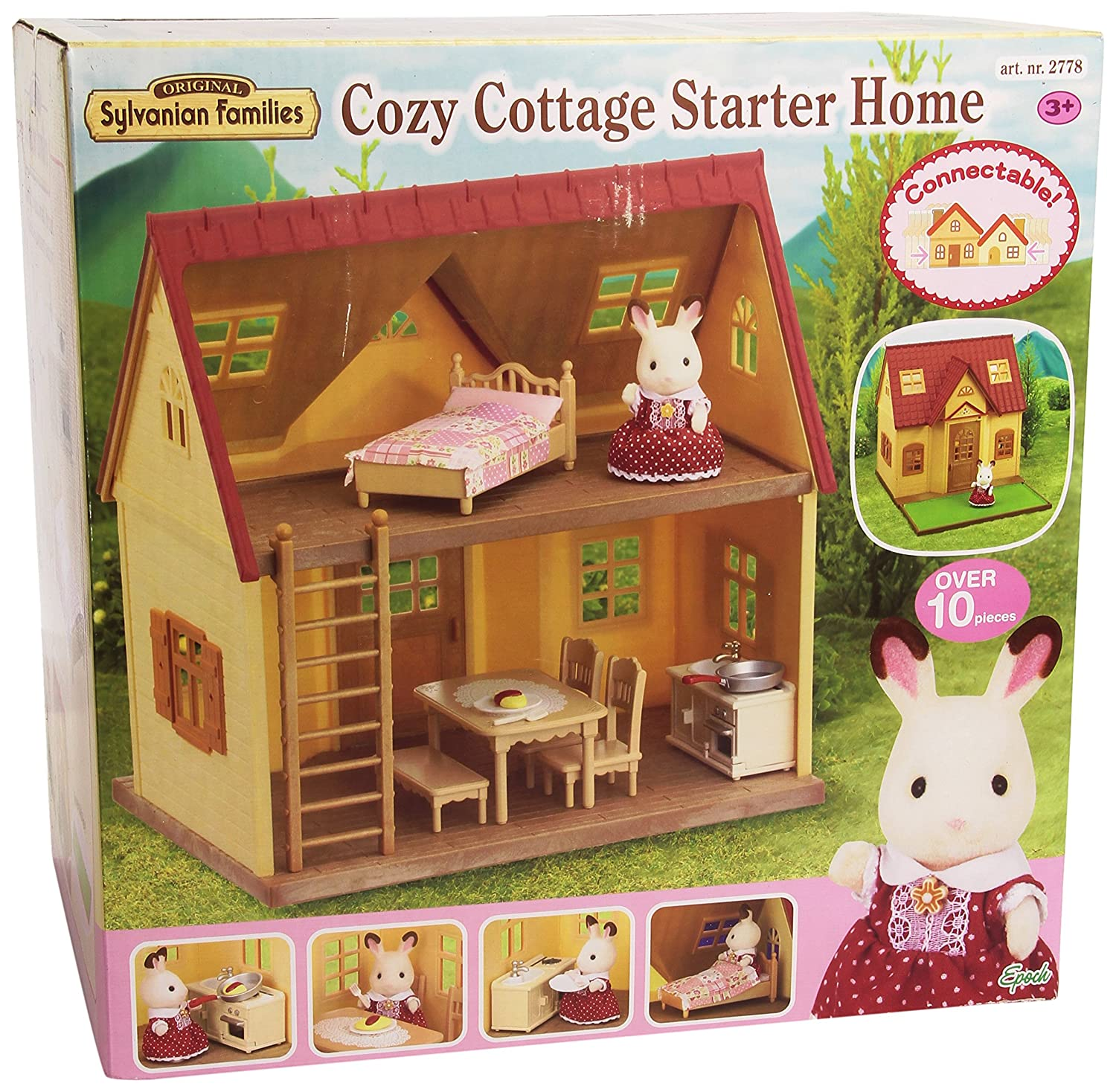 Sylvanian Family Pas Cher. Great Figurine Personnage