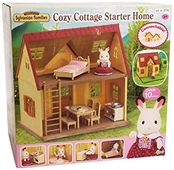 Sylvanian Families - 2778 - Set Cottage Cozy - Maison de Poupée