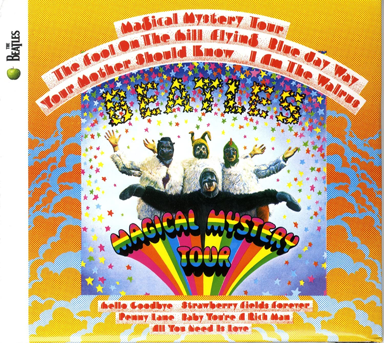 Magical Mystery Tour Lista Canciones