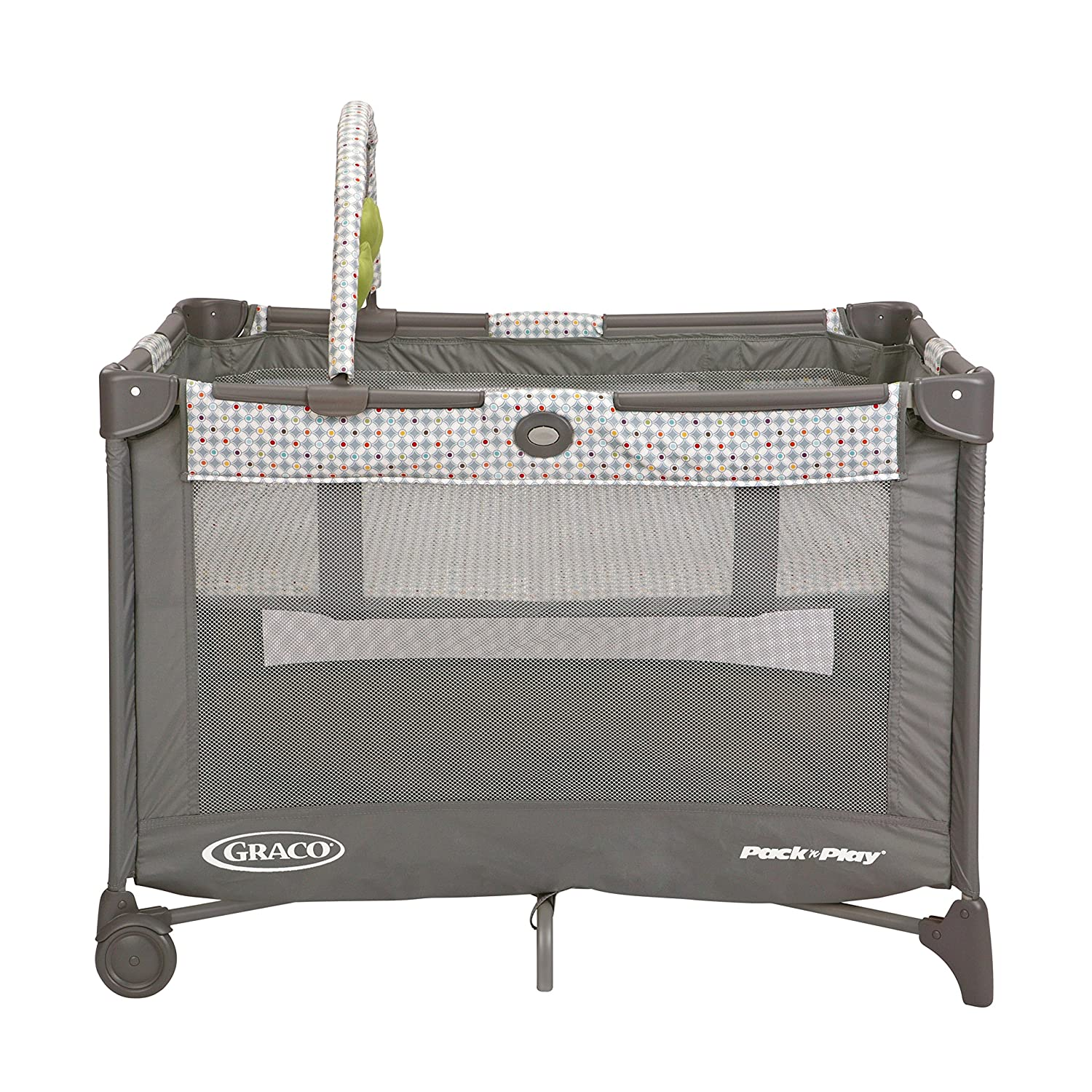 Graco Pack N Play Playard Bassinet with Automatic Folding Feet